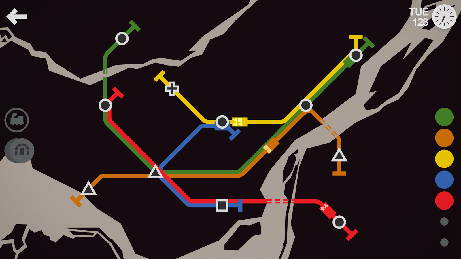 Mini Metro Screenshot 9