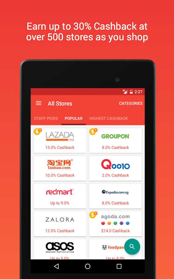 ShopBack - Shopping & Cashback Screenshot 5