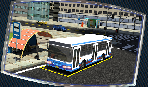 Bus Driver 3D screenshot 10