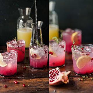 Pomegranate Drinks Recipes