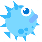 Bouncy Fish Icon