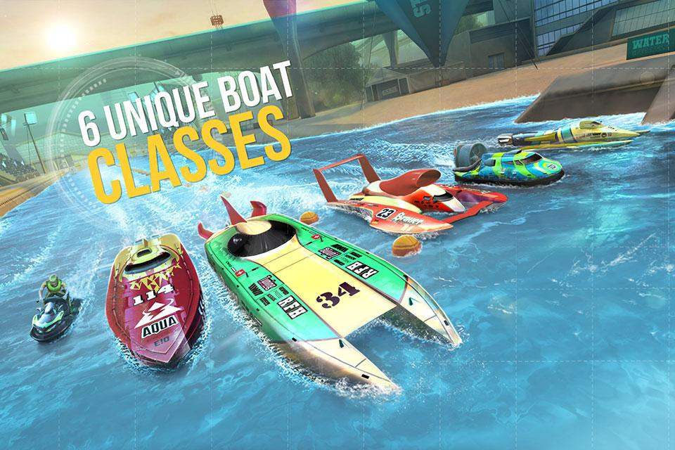 Top Boat: Racing Simulator 3D Screenshot 6