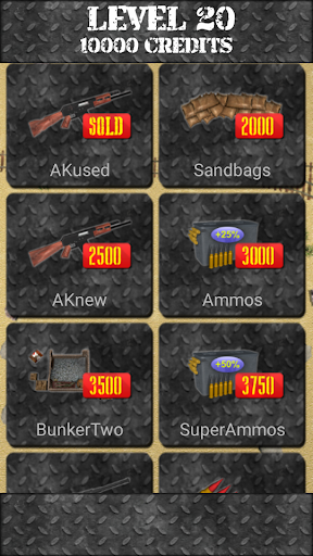Bunker - screenshot