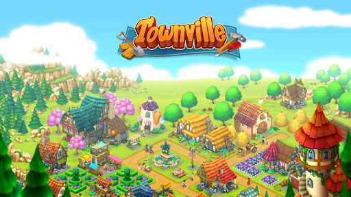 Town ville: Farm, Build, Trade For PC