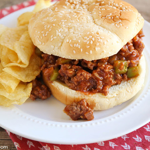 Dressed Up Sloppy Joe's