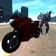 Motorcycle Robot Simulator Pro