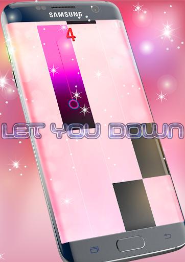 Let You Down Piano Tiles screenshot 5