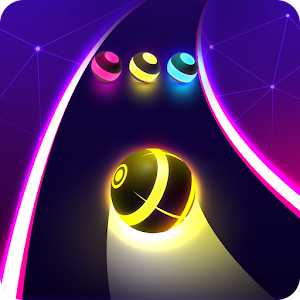 Dancing Road: Colour Ball Run! For PC (Windows & MAC)