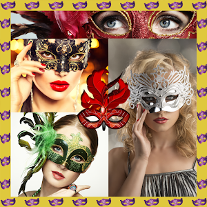 Mask Photo Collage Editor 1.0