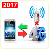App 3G to 4G Converter - Simulator APK for Kindle