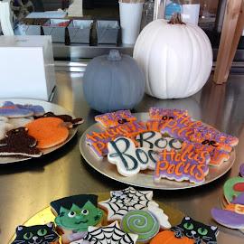 by Barbara Boyte - Public Holidays Halloween