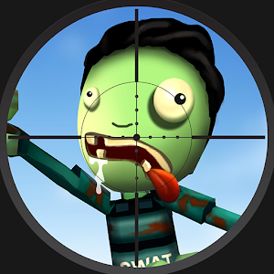 Be a Commando to complete these shooting missions! APK Icon