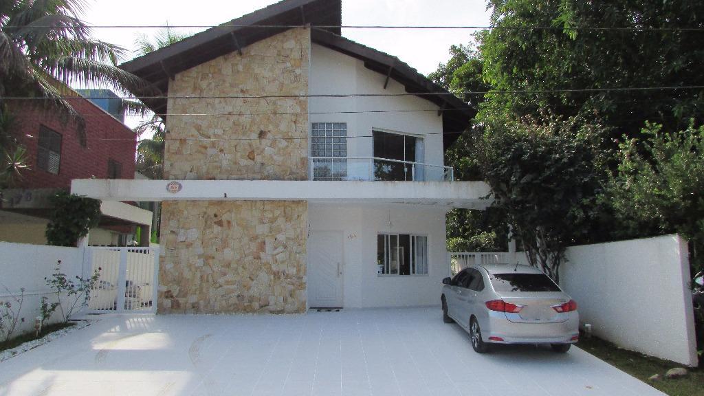 Casa 4 Dorm, Riviera de São Lourenço, Bertioga (CA0333) - Foto 2