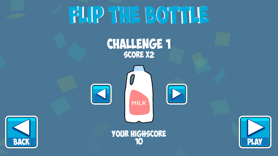 Flip The Bottle - screenshot