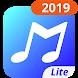 無料音楽聴き放題!!無料の音楽プレーヤーアプリLITE(音楽ダウンロード無料MP3なし