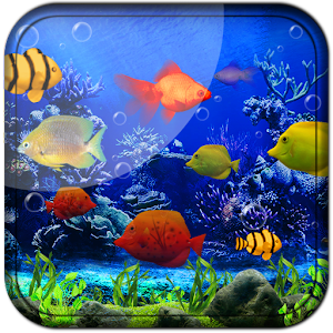 Fishes Live Wallpaper 2017