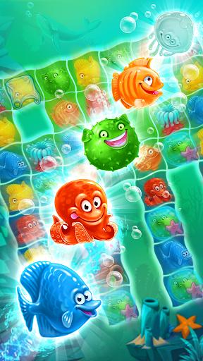 Viber Mermaid Puzzle Match 3 screenshot 8