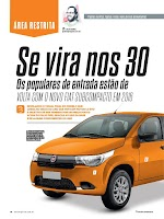 Screenshot of Revista Autoesporte