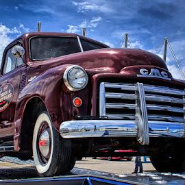 GMC by Ray Ebersole - Transportation Other ( tulsa, shell rotella, truck, super-rig, ok, semi-trck )
