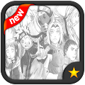 App how to draw naruto APK for Kindle