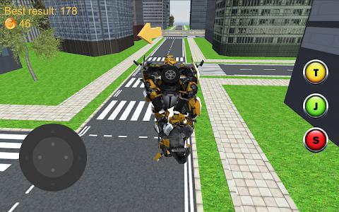 Futuristic Robot Taxi 이미지[3]