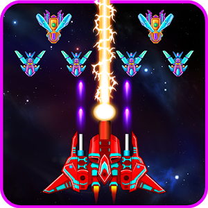 Save the Galaxy from alien swarm attack APK Icon