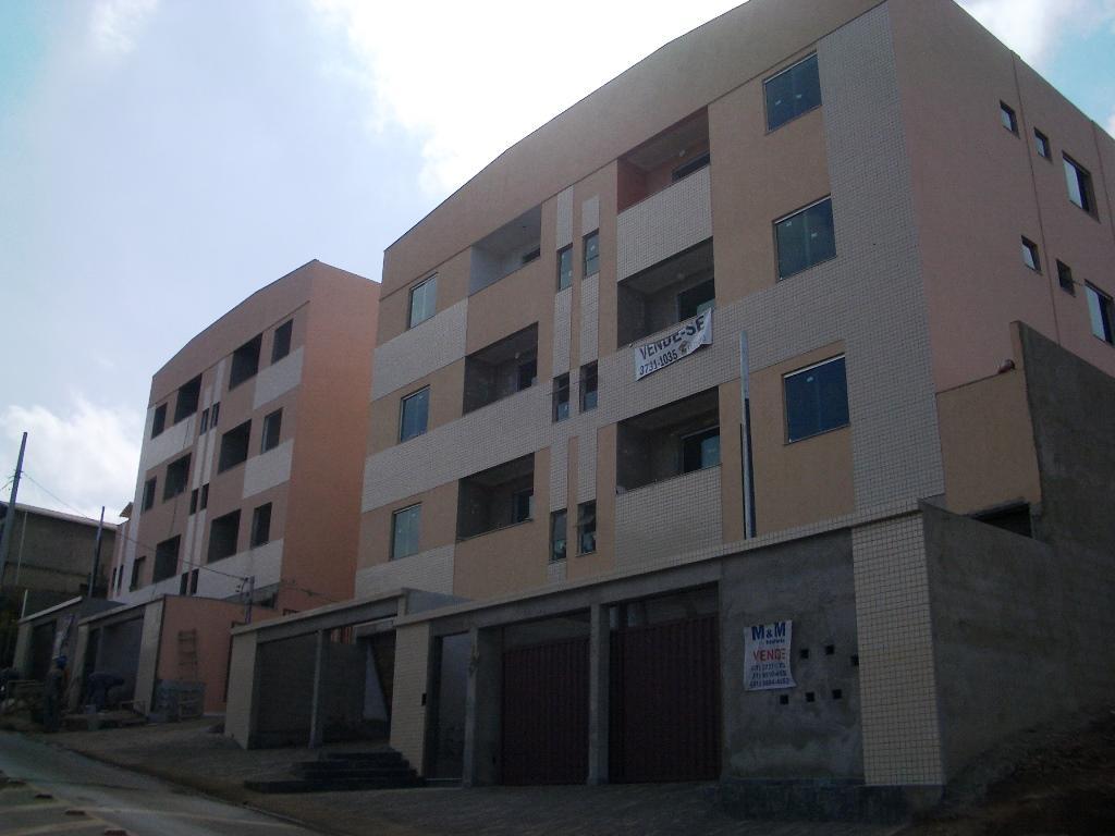 Apartamento residencial à venda, Primavera, Congonhas.