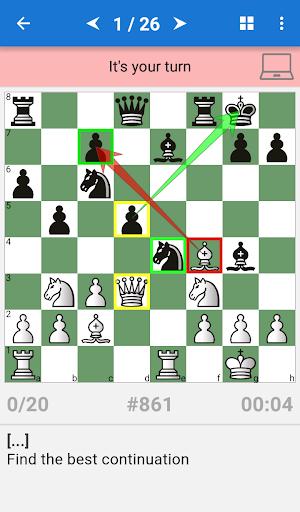 Chess Middlegame II - screenshot