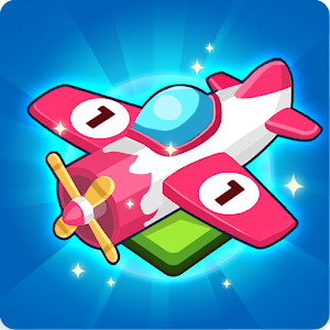 Merge Planes Idle Tycoon: Merge Jet Clicker Games Online PC (Windows / MAC)
