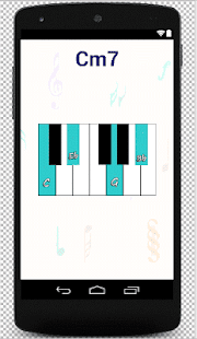 Piano Chords - screenshot