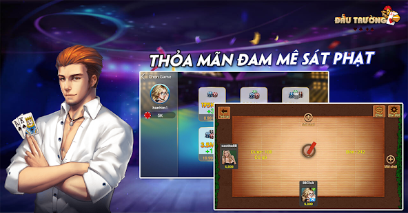 Game Dau Truong 52-Game Bài Online APK for Windows Phone