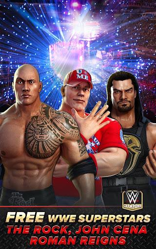 WWE Champions - Free Puzzle RPG Game screenshot 21