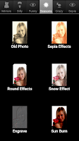Screenshot of Photo Effects
