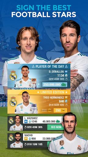 Real Madrid Fantasy Manager'17- Real football live