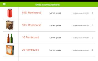 Screenshot of Quoty