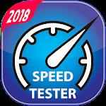 Internet speedmeter check wifi Icon