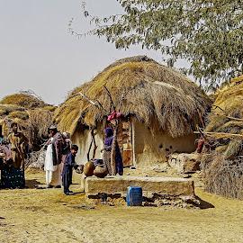 desert life by Mohsin Raza - People Street & Candids