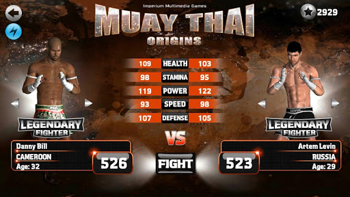 Muay Thai - Fighting Origins - screenshot
