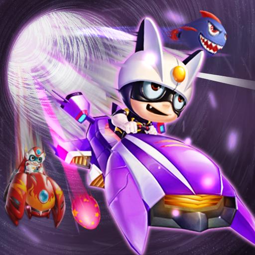 Super Hero Transformer Car Racing (game)