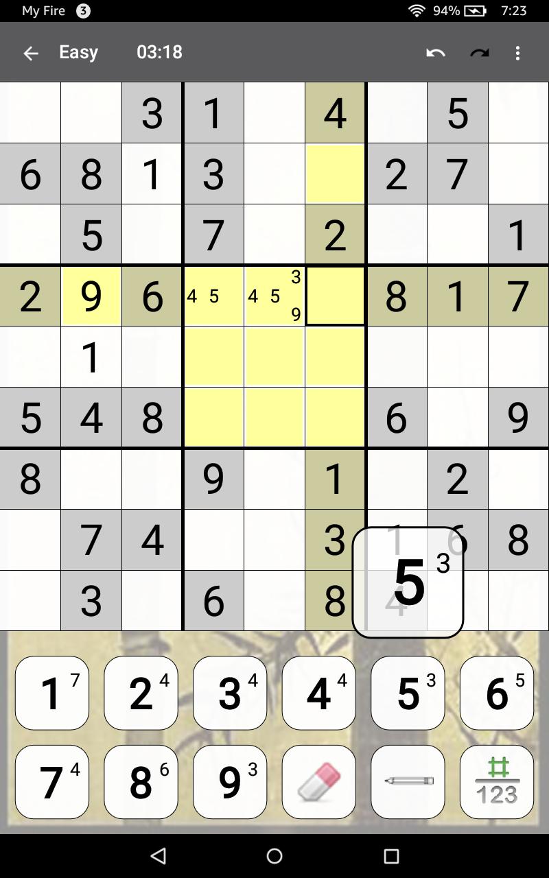 Sudoku Premium Screenshot 13