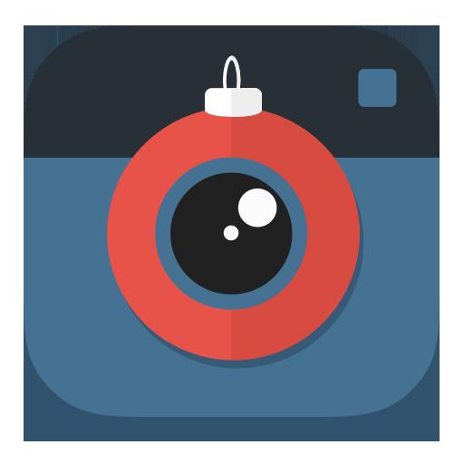 Insta Bauble Christmas Selfie (app)