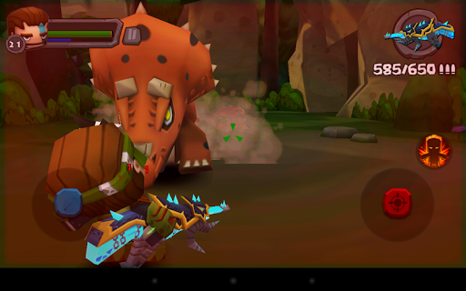 Call of Mini™ Dino Hunter screenshot 14