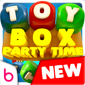 Toy Box Party Blast Time - Match Crush Toon Cubes For PC (Windows & MAC)