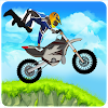 Hill Bike Stunts: Crazy Racing
