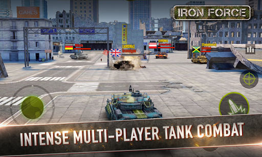 Iron Force screenshot 2