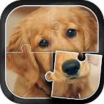 Cute Dogs Jigsaw Puzzle Icon