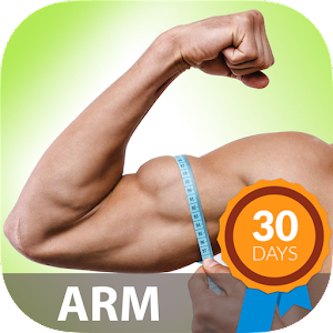 Strong Arm In 30 Days - Arm Workouts for Android