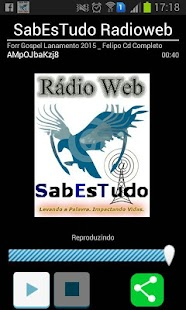 SabEsTudo Radioweb - screenshot