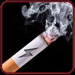 Cigarette Smoking HD Battery Icon