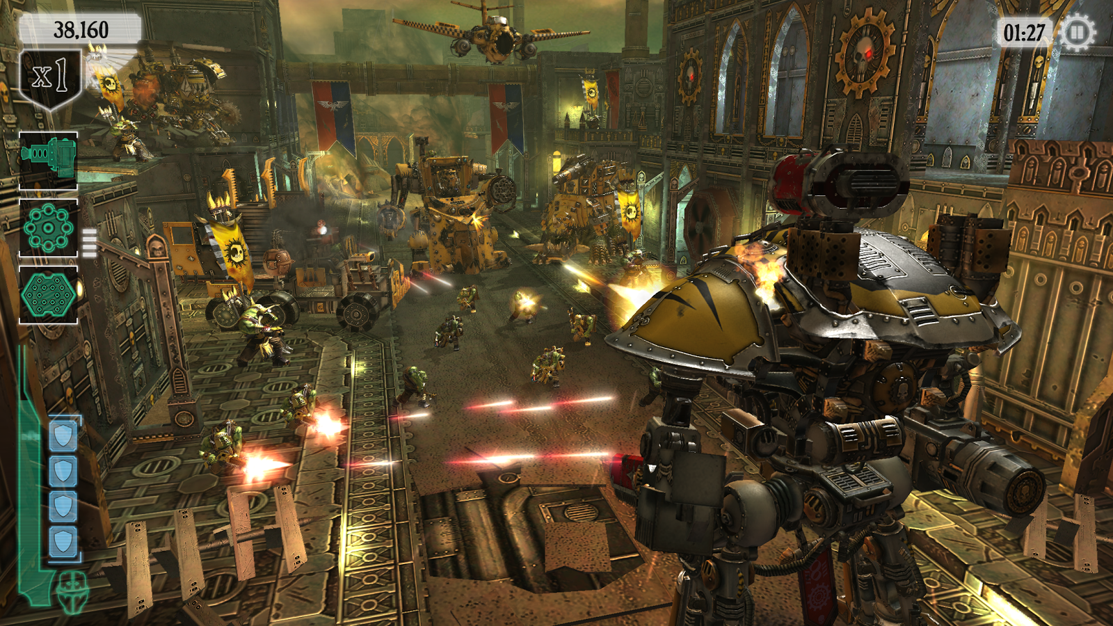 Warhammer 40,000: Freeblade Screenshot 3